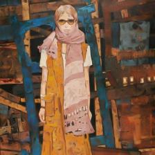 تصویر شماره یک از نمایشگاه مترسکهای خیابان چهل و چندم   بهنام ولدوند