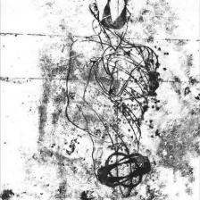 تصویر شماره یک از نمایشگاه طراحی آوازخوان اثر لاله معمار اردستانی در گالری اعتماد