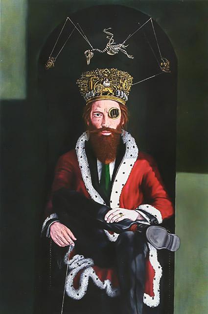 تصویر سوم از نمایشگاه وصیت نامه - علی اسماعیل لو