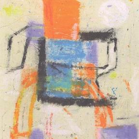 تصویر یکم از نمایشگاه پرده روشنی، نقاشی های حبیب فرج آبادی