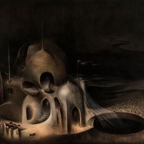 تصویر دوم از نمایشگاه اسید آمینه ها - وحید چمانی