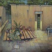 تصویر دوم از نمایشگاه حال کامل - طاهر پورحیدری