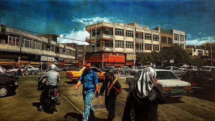 برنامه گالری محسن