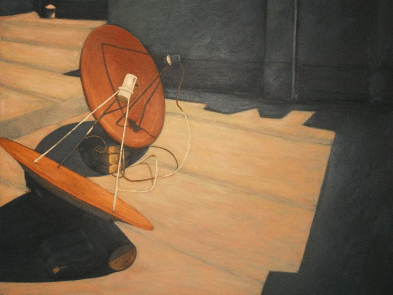 تصویر سوم از آرام گاه - حمیدرضا امامی - گالری اُ