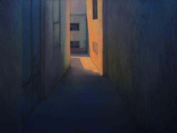 تصویر دوم از آرام گاه - حمیدرضا امامی - گالری اُ
