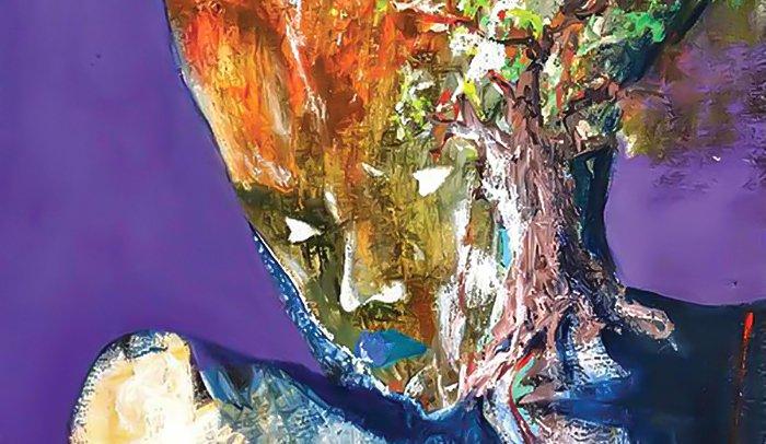 نمایشگاه انفرادی نقاشی میلاد دارآفرین - برنامه گالری نگر