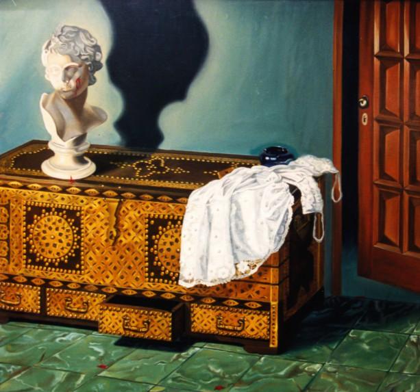 تصویر دوم از باورهای من - سوزان وزیری - گالری شکوه