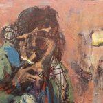 نمایشگاه اکنون اینجایم - زهره حاتمی پور - گالری 26