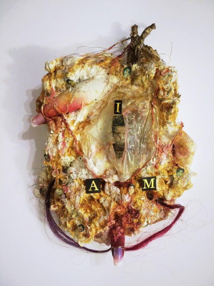 نمایشگاه هویت - گالری جرجانی - مهسا مرسی