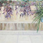 باغ گوشه ها - مینا مریم غازیانی - گالری دستان +2
