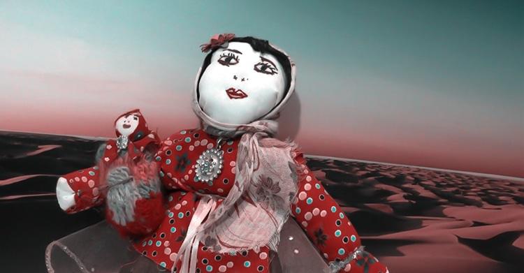 نمایشگاه گروهی عروسک سنگ صبور