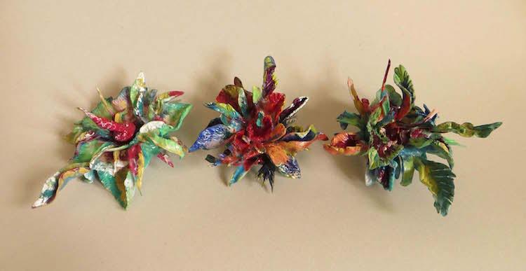 نمایشگاه گروهی گل - گالری نگر