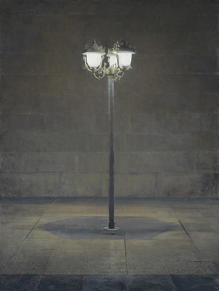 ایمان افسریان - نمایشگاه هست شب