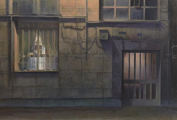 ایمان افسریان - هست شب - گالری اثر
