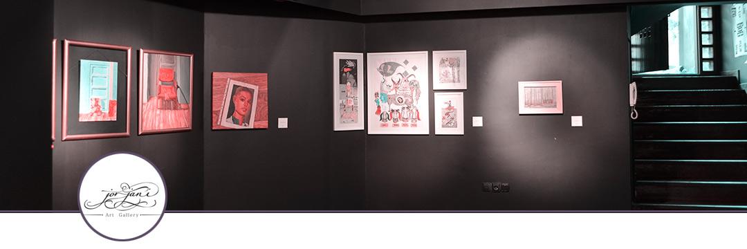 گالری جرجانی - jorjani gallery