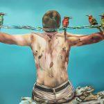 نمایشگاه «شکوه باغ» - احمد پرمو - گالری ماه