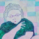 تکرار جملات سخت | مهسا کریمی | گالری مهروا