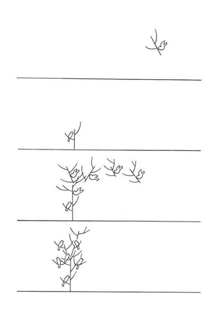 اثر کامبیز درمبخش در نمایشگاه «داستان های بی پایان» | گالری سیحون 1