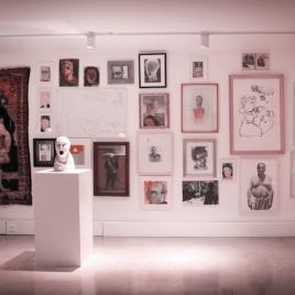 چهره ها | نمایش مجموعهی شخصی فریدون آو در بنیاد لاجوردی