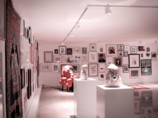 چهره ها   نمایش مجموعهی شخصی فریدون آو در بنیاد لاجوردی