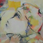 مریم حسین زاده - یک شاید وسط رنگ ها