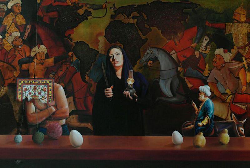 جواد بیاد | فعل دنیای معاصر