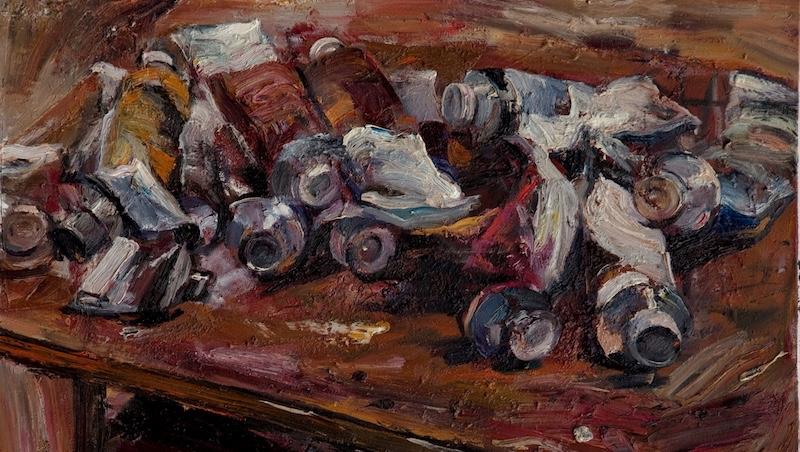 سری پالت | رضا دوست | گالری هما