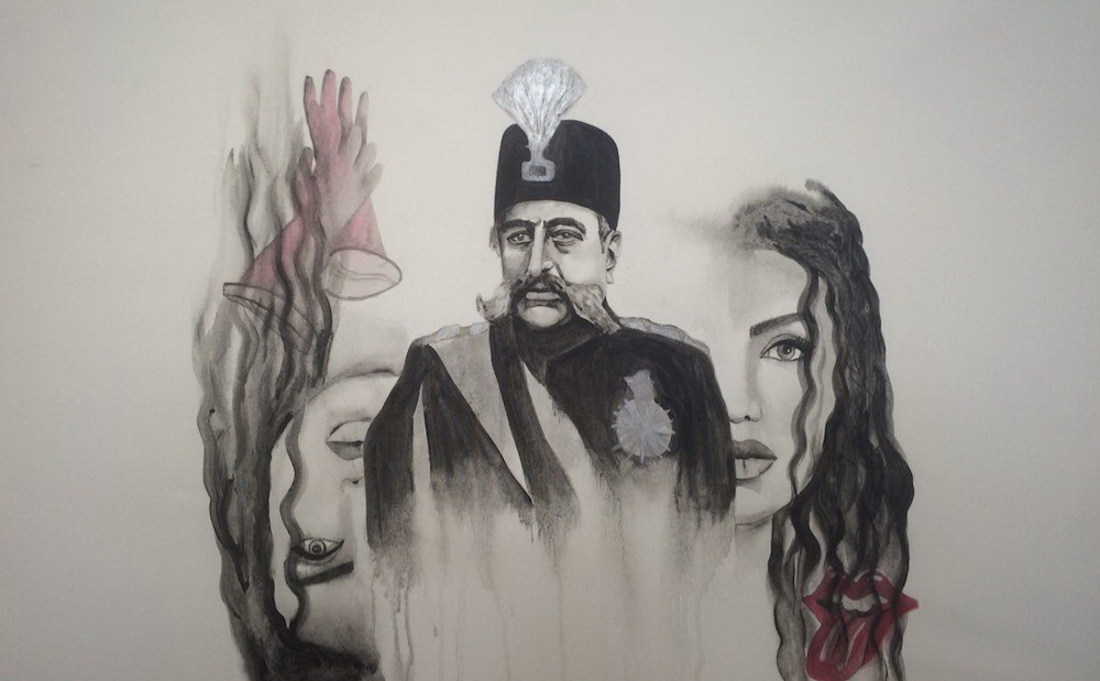 اثر شقایق منتظر shagayegh montazer