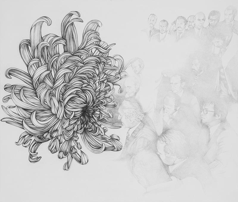 اثر مژگان بختیاری artwork by mojgun bakhtiari