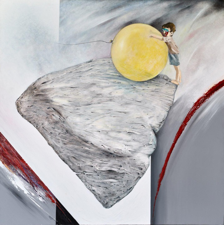 اثر علیرضا اسپهبد | artwork by Alireza Spahbod