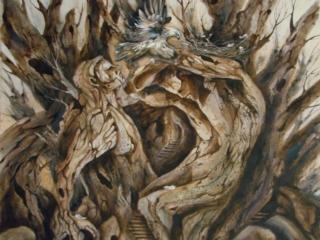 اثر الهه طرقی | artwork by elaheh toroghi