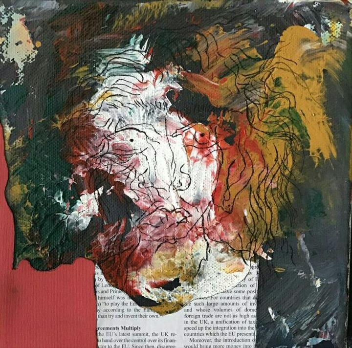 اثر امینه جم در نمایشگاه گروهی «نگاهی نو، روزمرگی» | گالری نگر