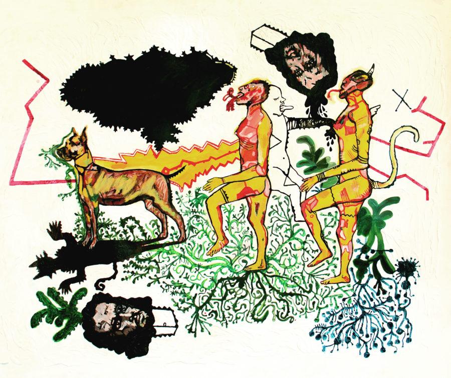اثر زرتشت رحیمی | zartosht rahimi artwork