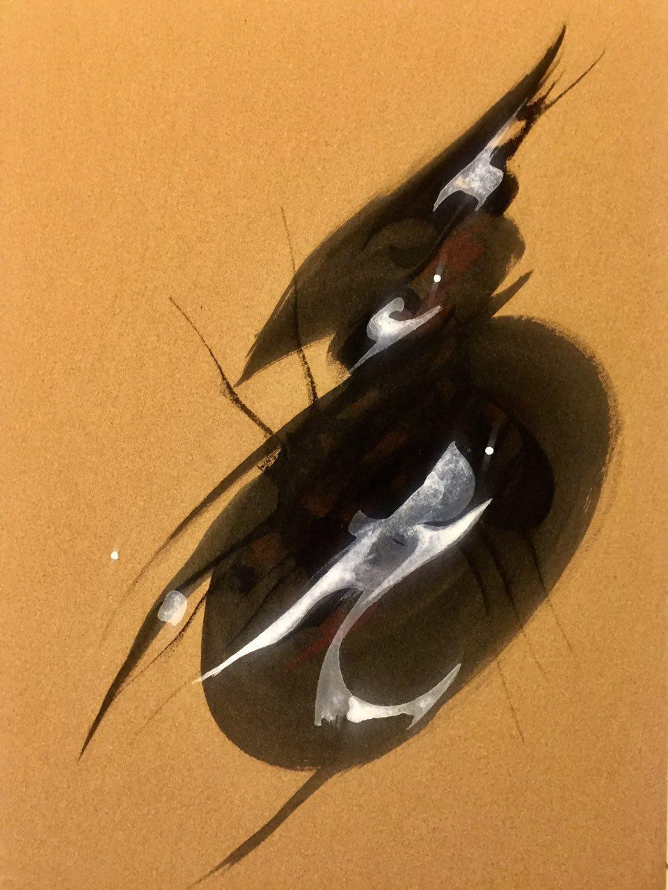 اثر سولماز نراقی | artwork by solmaz naraghi