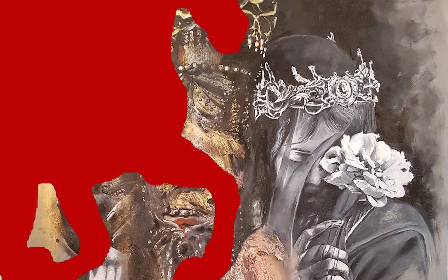 نمایشگاه گروهی «کوری» | گالری شکوه