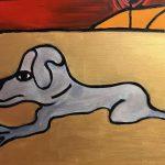 نمایشگاه گروهی سگ در گالری شکوه