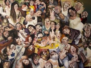 اثر راشین قربی | artwork by Rashin Ghorbi