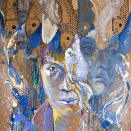 اثر پگاه صمیمی | artwork by Pegah Samimi