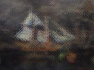 اثر سیما شاهمرادی | artwork by Sima Shahmoradi
