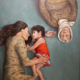 اثر فرشته آقامیری | artwork by Fereshteh Aghamiri