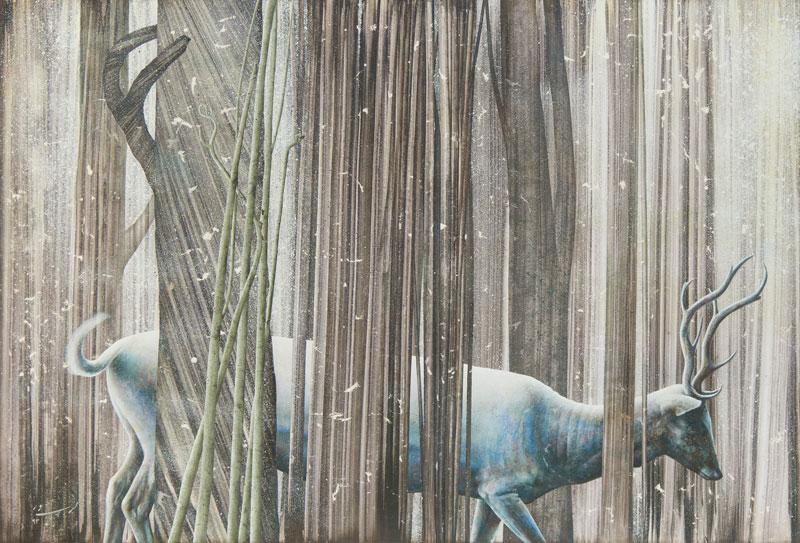 Artworks by Meghdad Lorpour | آثار مقداد لرپور