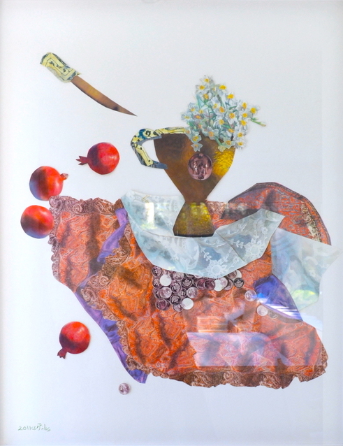 Artworks by Parvaneh Etemadi | آثار پروانه اعتمادی