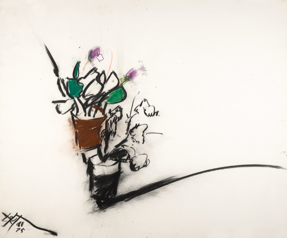 Artworks by Manoucher Yektai | آثار منوچهر یکتایی