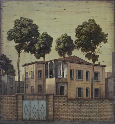 اثر طاهر پورحیدری
