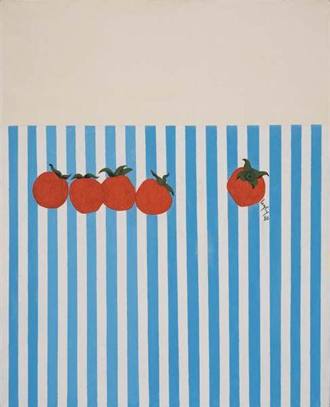 Artworks by Leyly Matine-Daftary | آثار لیلی متین دفتری