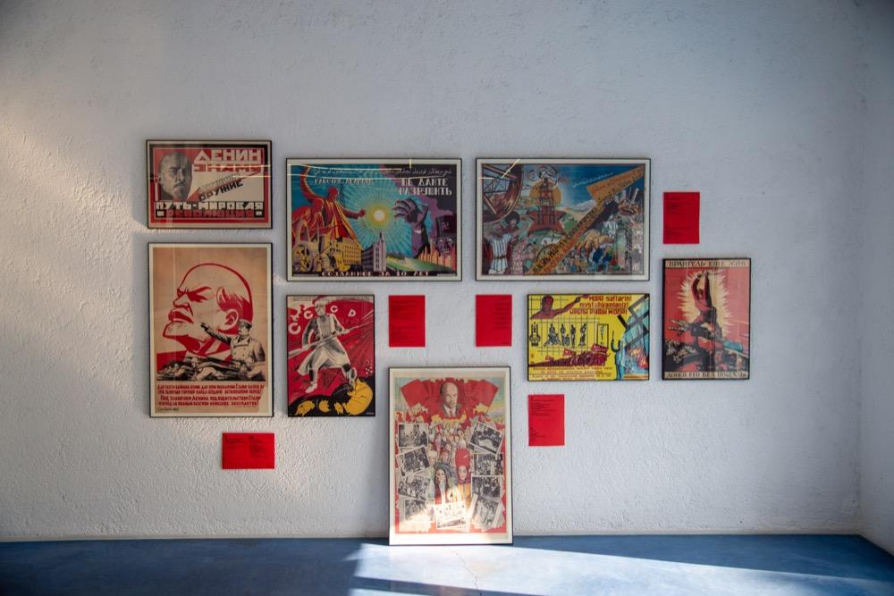 نمایشگاه «کاغذ سرخ» | گالری نبشی | مرکز نبشی
