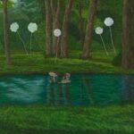 اثر امیر حسین بیانی | artwork by Amirhossein Bayani