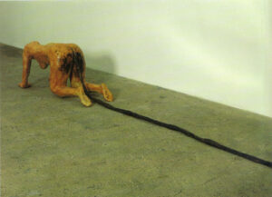 abject art | هنر آلوده انگاشته | کیکی اسمیت