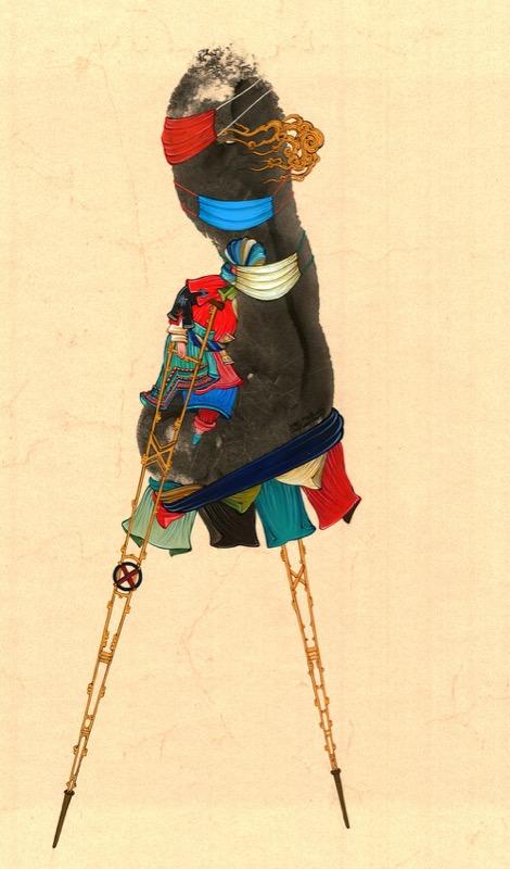 حبیب مرادی | هویت | گالری اُ
