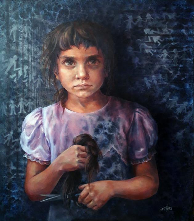 پروژه آرت روم | نمایشگاه «کودکی»